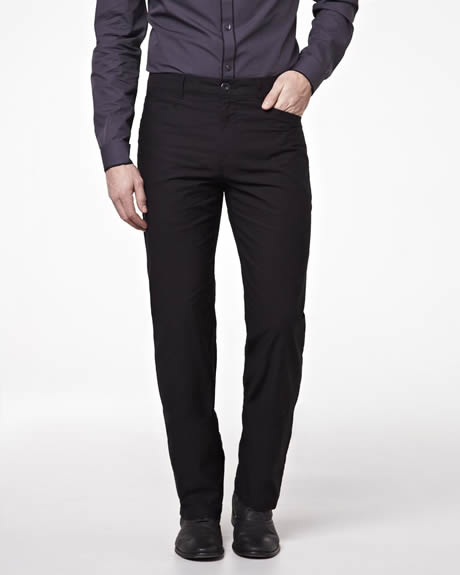 Tailored pant in Bedford - 34 inch inseam