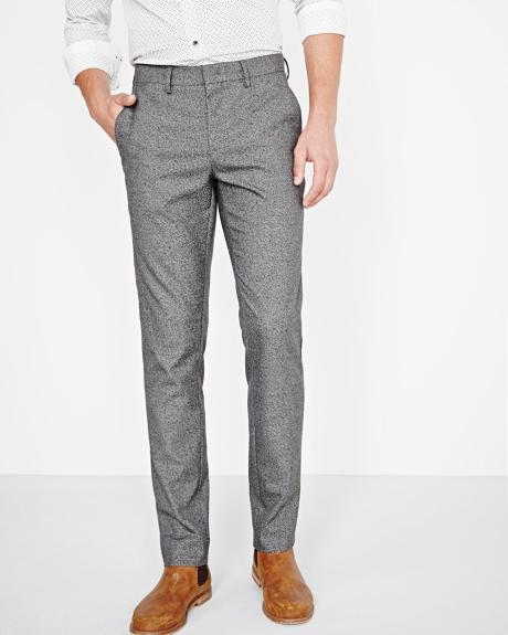 Slim fit Twisted Yarn City Pant
