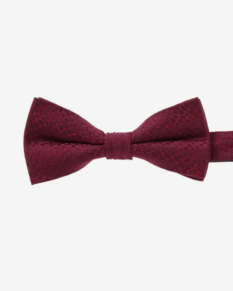 Classic Textured Bow Tie