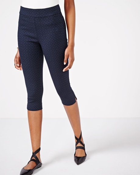 Modern Stretch Capri Length Legging