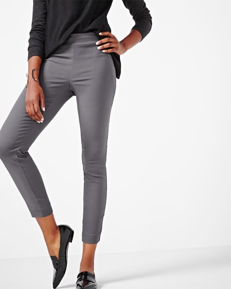 Modern stretch ankle length coloured legging