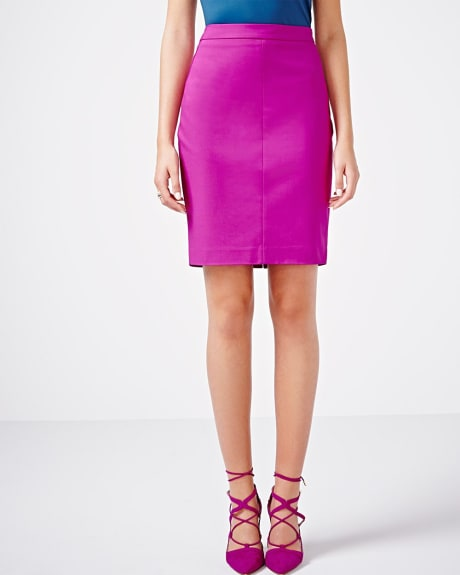 Modern Chic pencil skirt- Fashion colours