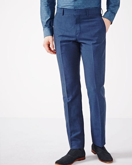 PK Subban Tailored Fit Denim Linen Pant
