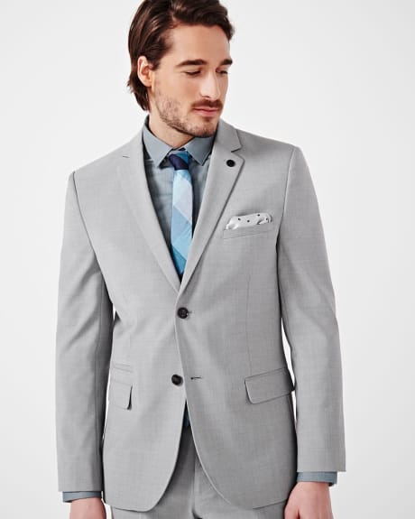 Tailored Fit Traveler Blazer - Short