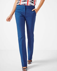 Slight Flare Modern Chic Pant