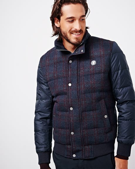Goose down coat by Climber B.C. (TM)
