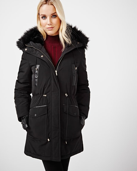 Urban parka jacket