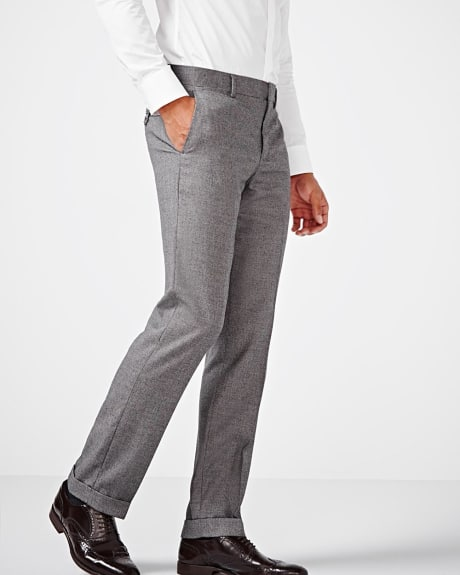 PK Subban Tailored fit tweed pant