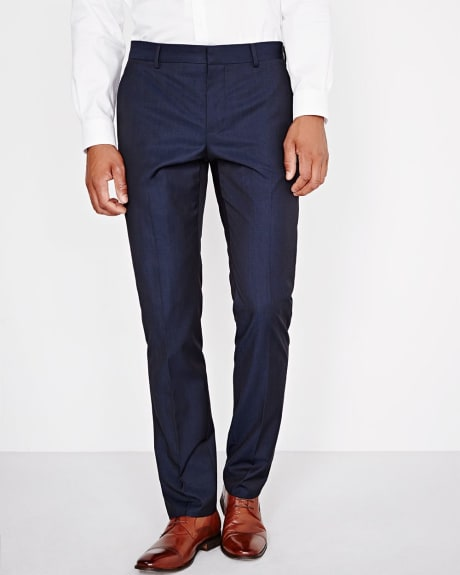 Tailored Fit Twill pant - Short