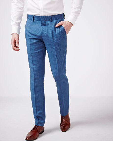 PK Subban Slim Fit Grid Check Pant