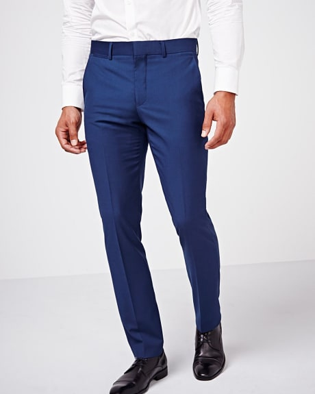 PK Subban Slim fit Sharkskin pant