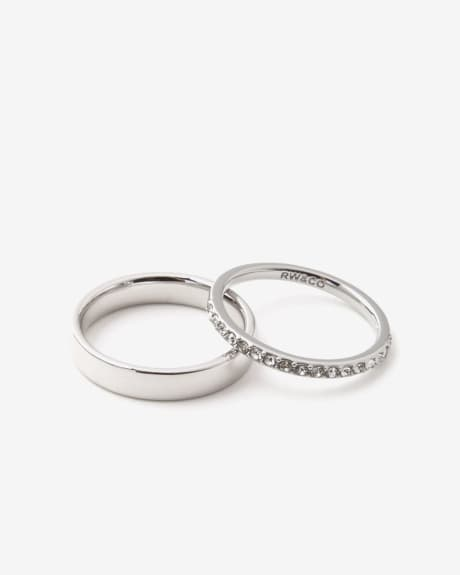 Eternity Ring Set