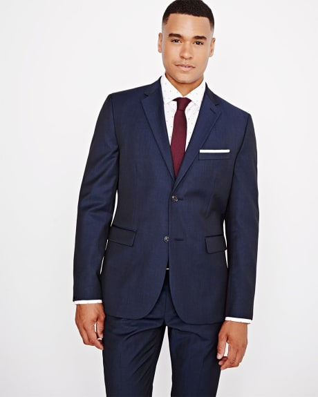 Tailored Fit Twill blazer - Tall