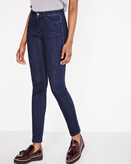 Jeans Skinny extensible coupe Curvy