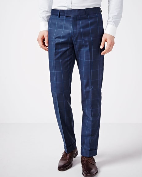 PK Subban Tailored Fit Window Pane Pant