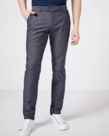 Slim Fit Twisted Yard Pant