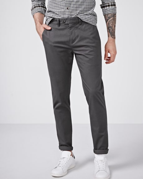 Slim fit chino pant - 32 inch