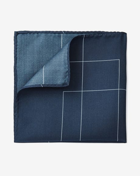 Geo Pattern Pocket Square
