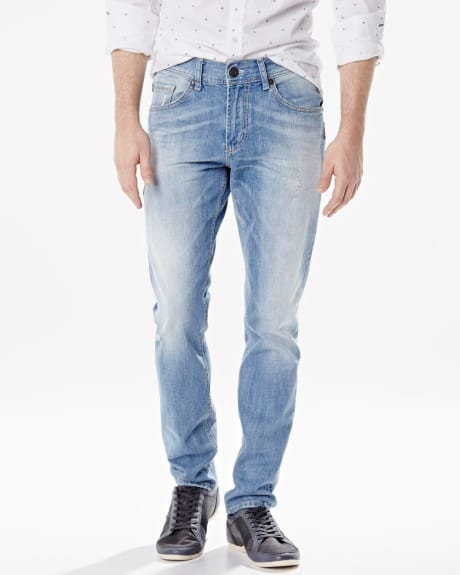 Silver jeans (TM) - Tommy super slim leg jean - 32 inch inseam