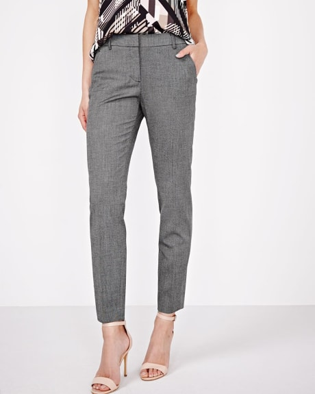 Everyday Stretch two-tone Slim Leg Pant