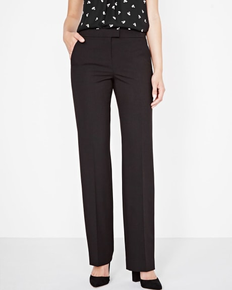 Everyday Stretch Slim Fit Wide leg Pant