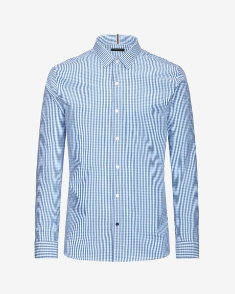 Tailored Fit two-tone Vichy Shirt