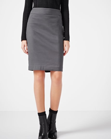 Modern stretch pencil skirt - Fashion colours