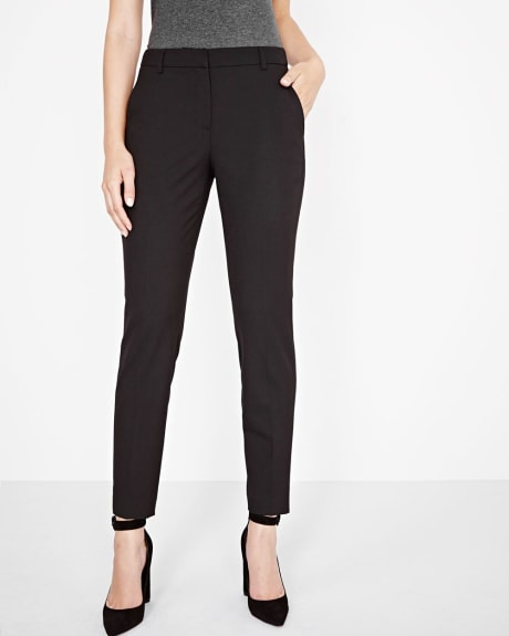 Everyday Stretch Curvy fit ankle slim leg pant