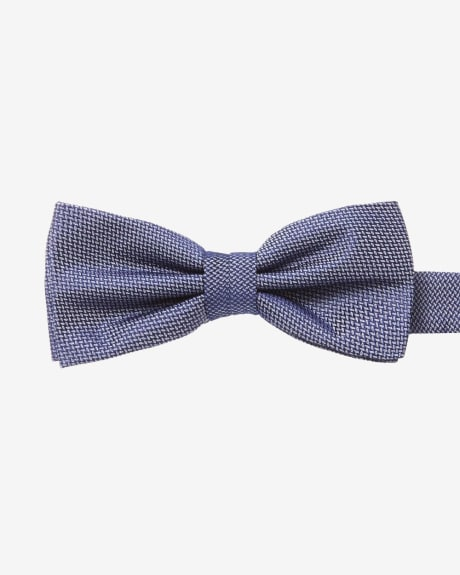 Classic Small Geo Bow Tie