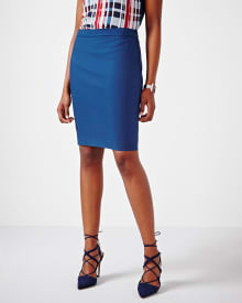 Modern Chic Pencil Skirt
