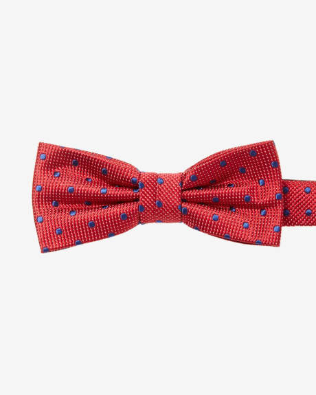 Classic Dotted Bow Tie