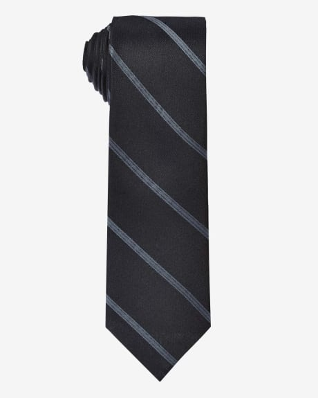 Regular Striped Tie
