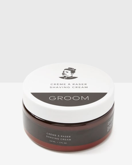 Les Industries Groom (TM) Shaving Cream