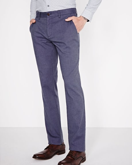 Two-tone Slim Fit Pant