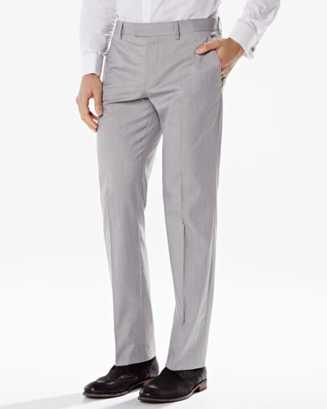 Tailored Fit pant in micro pinstripe - Regular