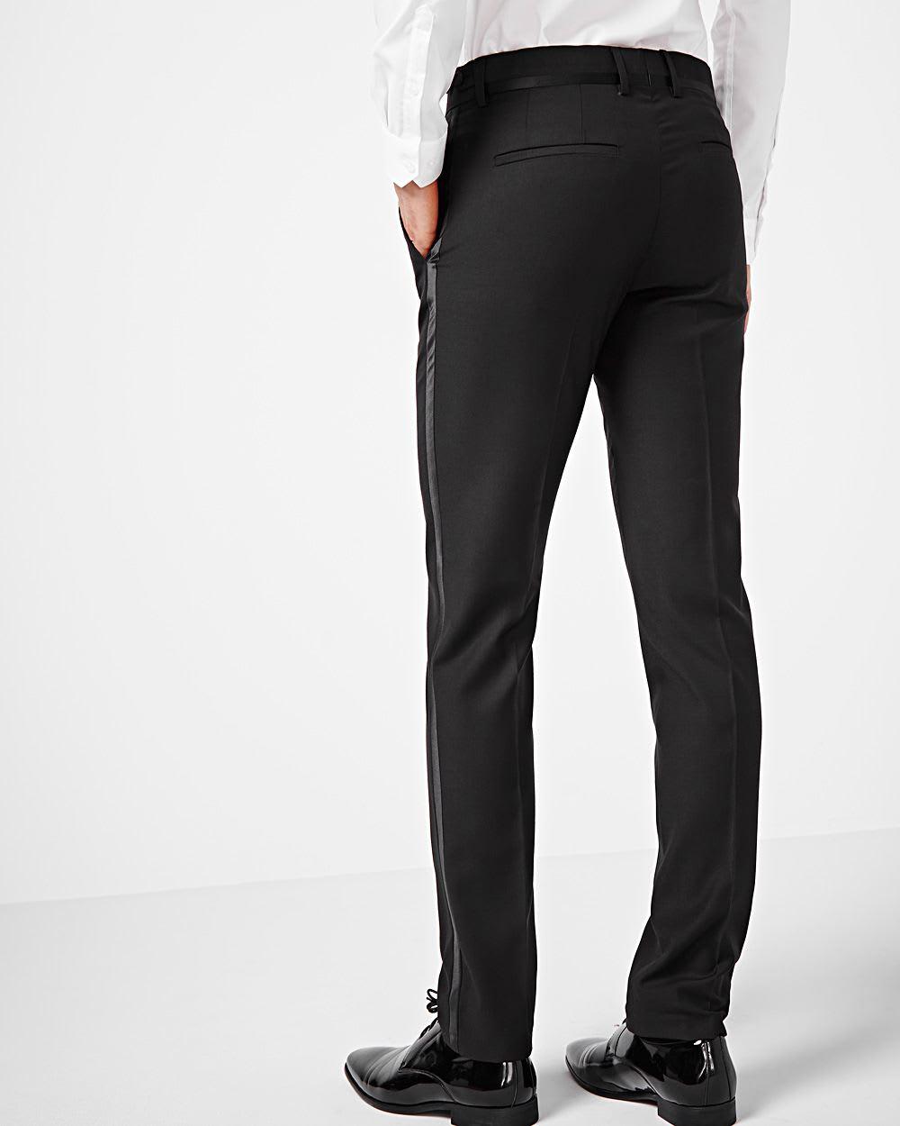 slim fit tuxedo pant regular rw co. Black Bedroom Furniture Sets. Home Design Ideas