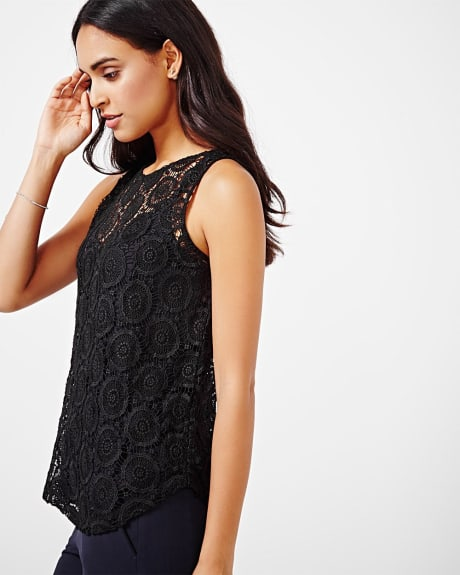 Lace Cami T-shirt