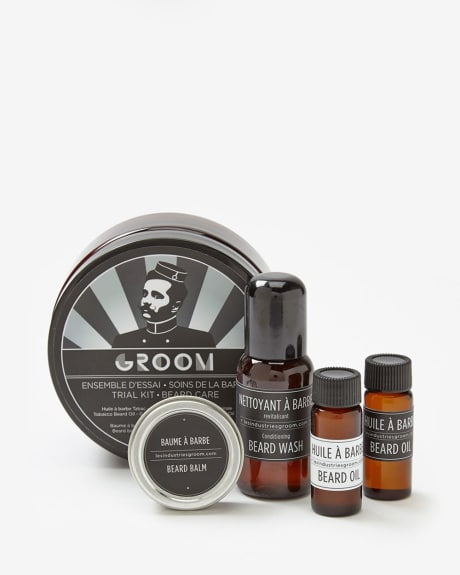 Les Industries Groom (TM) Trial Kit