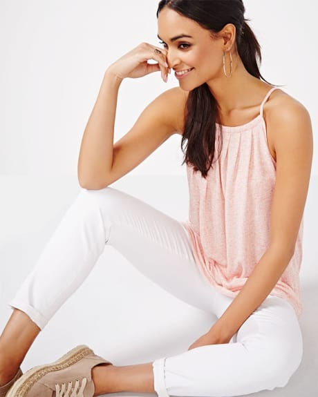 Halter Neck Cami T-Shirt