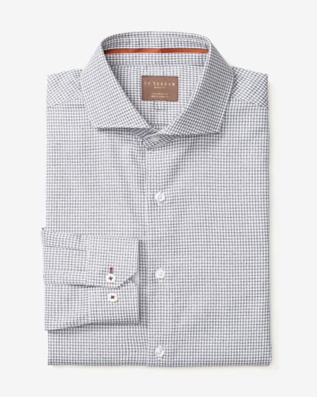 PK Subban Tailored Fit Houndstooth dress shirt