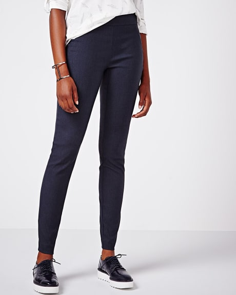 Modern stretch denim legging