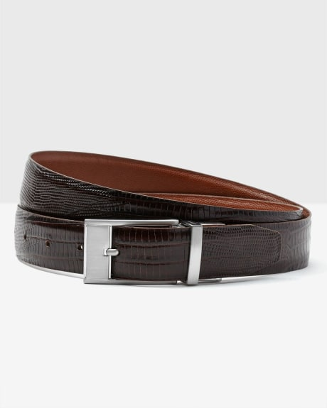 PK Subban Leather Belt