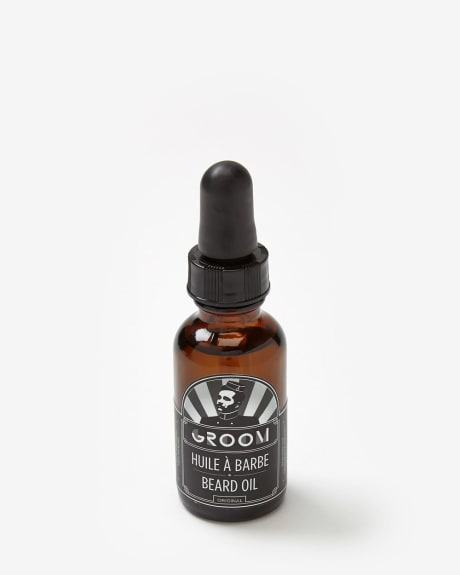 Les Industries Groom (TM) Beard Oil