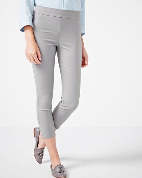 Modern Stretch Crop Legging
