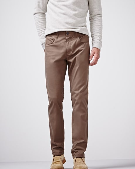 Essential Modern straight 5-pocket pant - 32 inch inseam