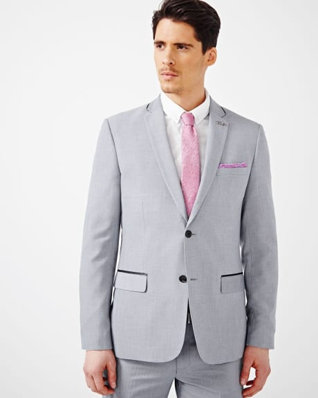 PK Subban Tailored Fit Blazer.Opal grey.40