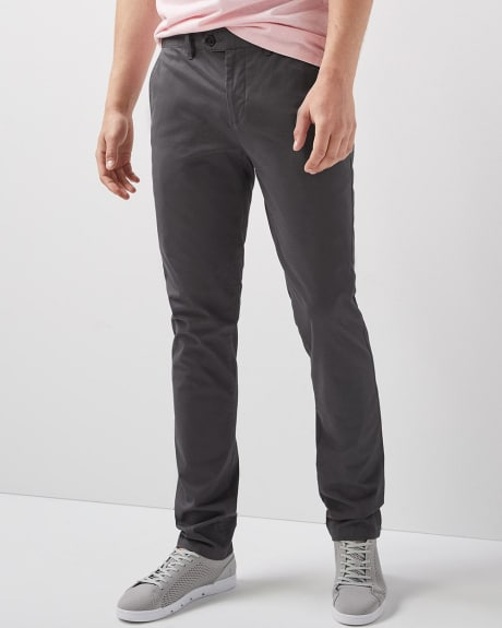 Slim fit chino pant - 34'' inseam