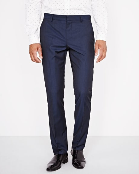 Tailored Fit Twill pant - Tall