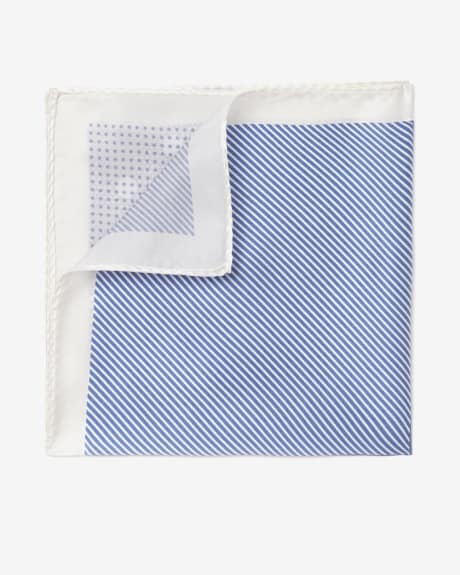 Multi Pattern Pocket Square