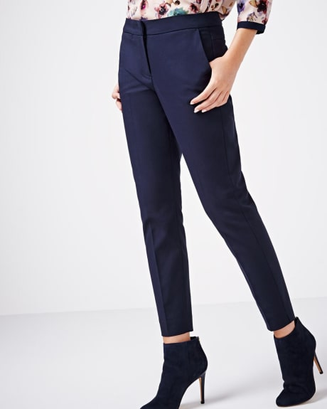 Modern Chic ankle slim pant